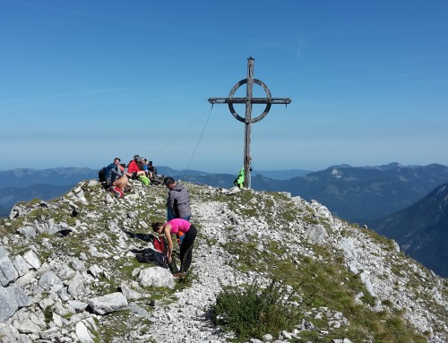 Monatstour September:  Seekarspitze am Achensee